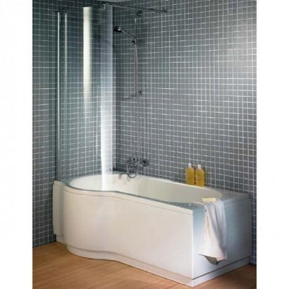 Асимметричная ванна Riho Dorado 170x75/90 R без гидромассажа BA8000500000000 5