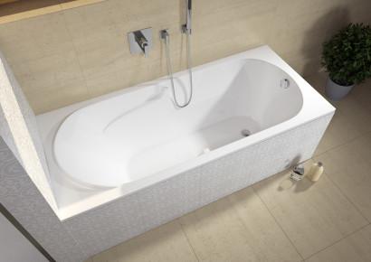 Прямоугольная ванна Riho Future 170x75 без гидромассажа BC2800500000000 3
