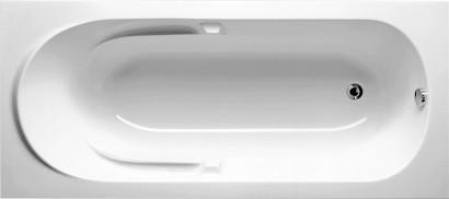 Прямоугольная ванна Riho Future 180x80 без гидромассажа BC3100500000000 2