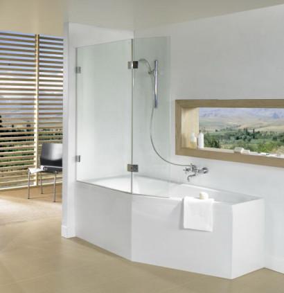 Асимметричная ванна Riho Geta 160x90 R правая без гидромассажа BA8600500000000 3