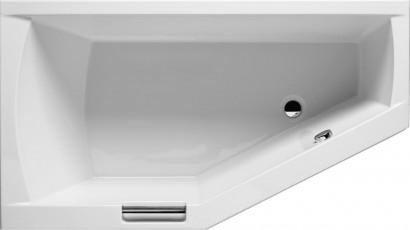 Асимметричная ванна Riho Geta 160x90 R правая без гидромассажа BA8600500000000 5