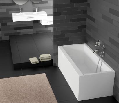 Прямоугольная ванна Riho Julia 160x70 без гидромассажа BA7100500000000 3