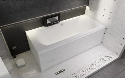 Прямоугольная ванна Riho Lima 160x70 R без гидромассажа BB4200500000000 2