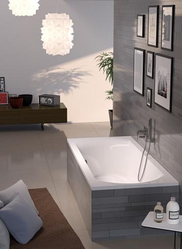 Прямоугольная ванна Riho Lima 160x70 R без гидромассажа BB4200500000000 5