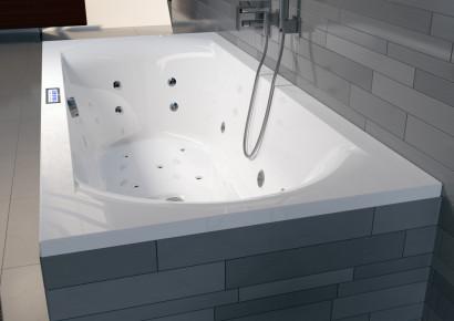 Прямоугольная ванна Riho Lima 160x70 R без гидромассажа BB4200500000000 6
