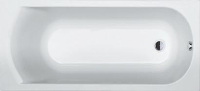 Прямоугольная ванна Riho Miami 150x70 без гидромассажа BB5800500000000 5