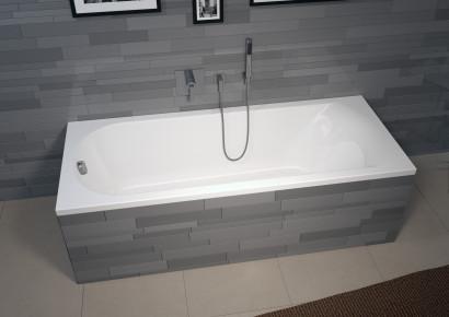 Прямоугольная ванна Riho Miami 160x70 без гидромассажа BB6000500000000 4