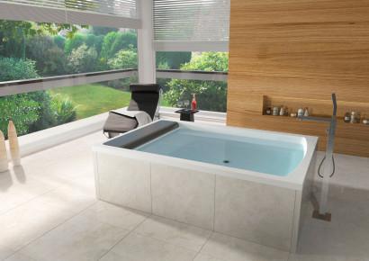 Прямоугольная ванна Riho Savona 190x130 без гидромассажа BB7900500000000 3