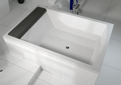 Прямоугольная ванна Riho Savona 190x130 без гидромассажа BB7900500000000 4