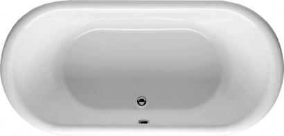 Овальная ванна Riho Seth 180x86 без гидромассажа BB2200500000000 3