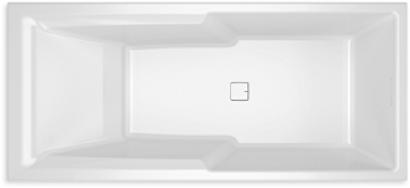 Прямоугольная ванна Riho Still Shower Elite L 180x80 без гидромассажа BD1800500000000 2