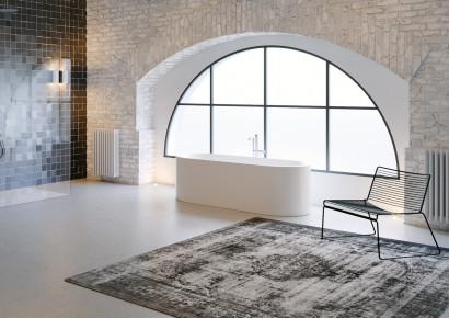 Овальная ванна из искусственного камня Riho Essence 170х72 белая BS7000500000000