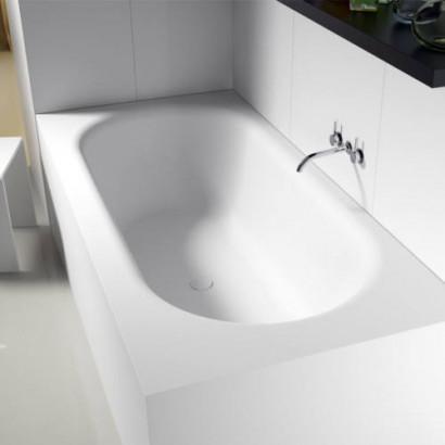 Прямоугольная ванна из искусственного камня Riho Madrid 180x86 белая BS4000500000000 5