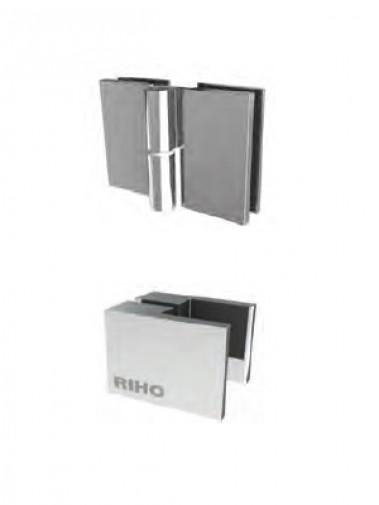 Душевое ограждение квадратное Riho Scandic M207 90x90 GX0909200 2
