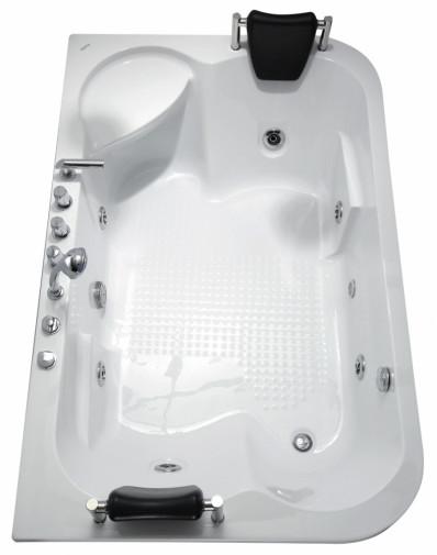 Акриловая ванна Gemy G9085 B L 3