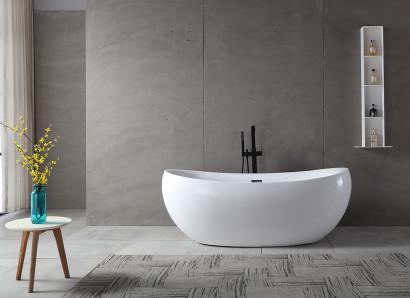 Акриловая ванна ABBER AB9236 3