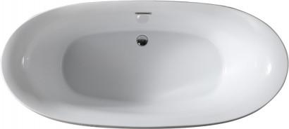 Акриловая ванна ABBER AB9236 5