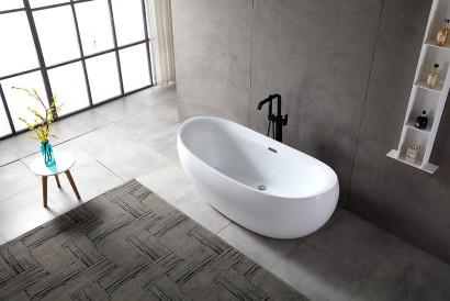 Акриловая ванна ABBER AB9236 4