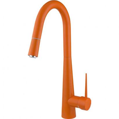 Смеситель для кухни Shouder Iten 0300615 оранжевый