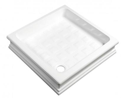 Поддон керамический KERASAN Retro  прямоугольный 80х96см DX 3