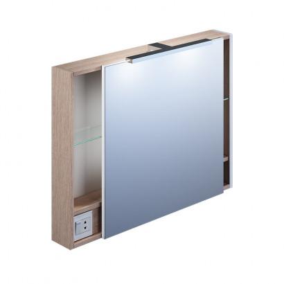 Зеркало-шкаф IDDIS Mirro 80