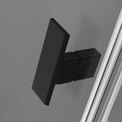 Душевая дверь NES 8 Black KDS I Door 675 right 2