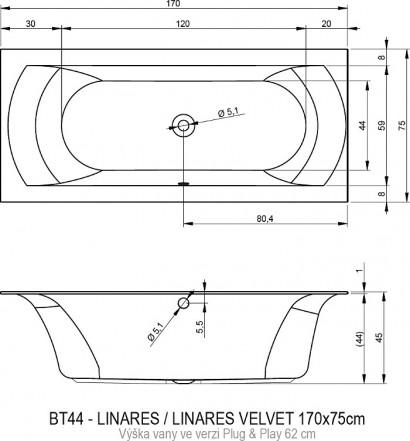 LINARES 170 LEFT - PLUG & PLAY 2