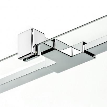 Душевое ограждение NEW TRENDY REFLEXA L 120x70x200 EXK-1435 (хром) 5