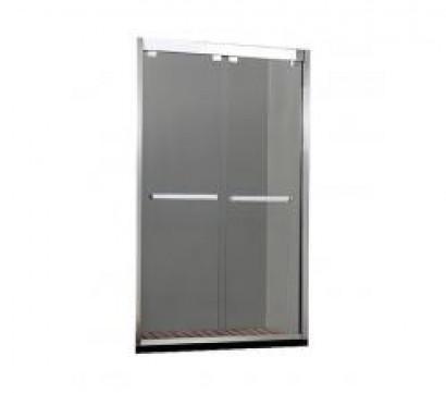 Душевая дверь BRAVAT Stream в нишу две раздвижные двери 1200x2000