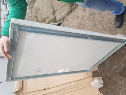 Душевой поддон Riho Zurich DA64 140 x 90 повреждена упаковка, в заводской пленке. 4