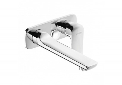 Настенный смеситель для умывальника KLUDI AMEO 412450575