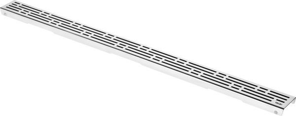 """Tece Решетка """"basic"""" , 700 мм ,нержавеющая сталь,полированная"""