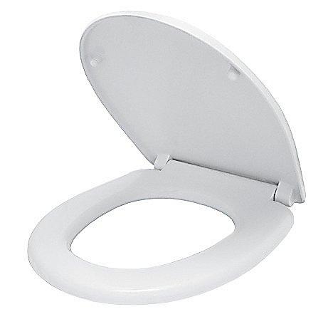 Сиденье для унитаза полипропилен Soft close IDDIS 142