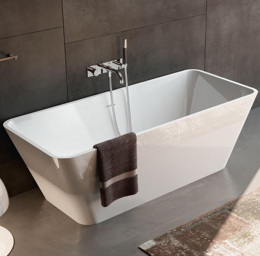 Gruppo Treesse Viva Ванна 165х70х60 см из искусственного камня,