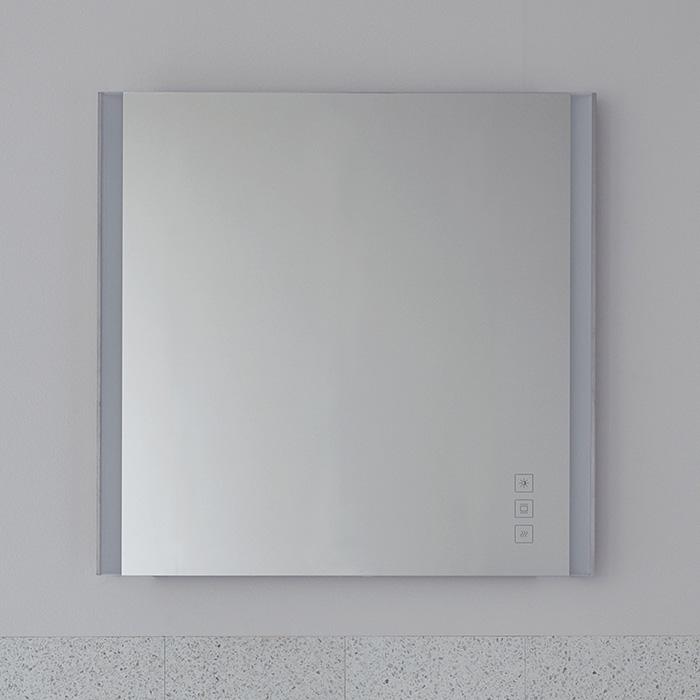 Duravit XViu Зеркало с подсветкой 820x800мм, цвет: шампань матовый