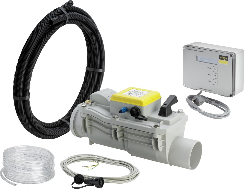 Канализационный обратный клапан GrundfixPlusControl, с электроприводом, модель 4987.41