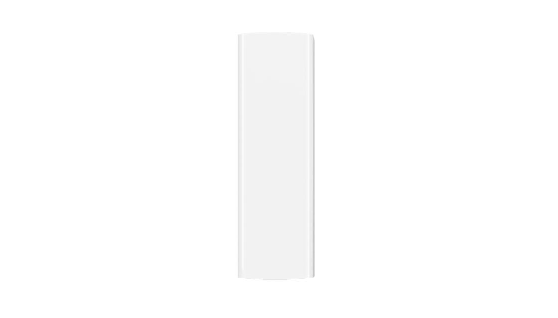 Пенал подвесной Iva 110 Белый. Без корзины. Правый/левый.