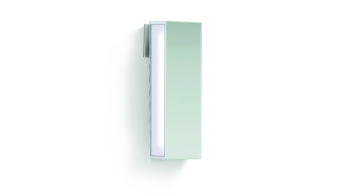 Зеркало-светильник Pulsus 10 высота 270 мм