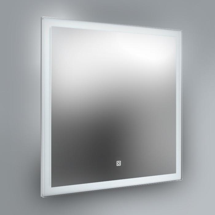 Панель с зеркалом (LED) 80x80см