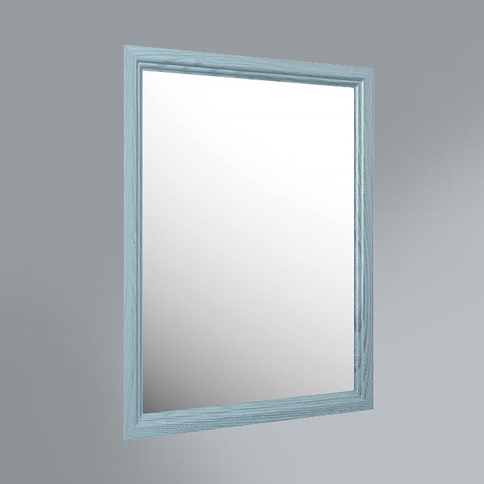 панель с зеркалом Provence, 60 см синий