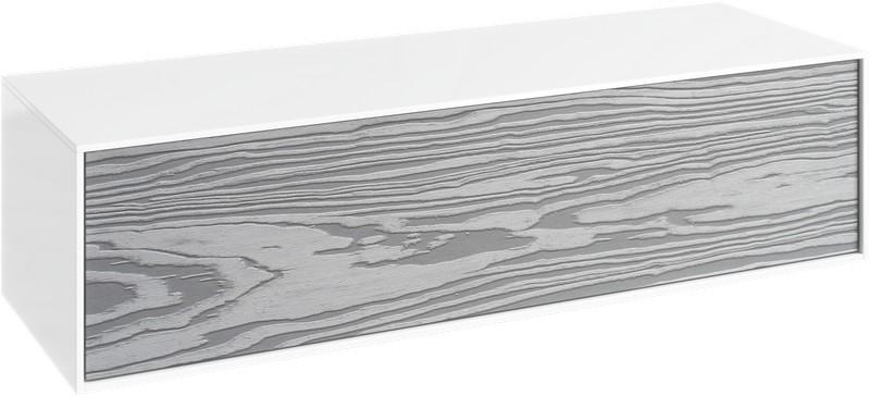 Genesis тумба подвесная, цвет миллениум серый, GEN0312MG