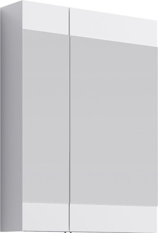 Зеркальный шкаф Aqwella Бриг 60 Br.04.06/W, белый