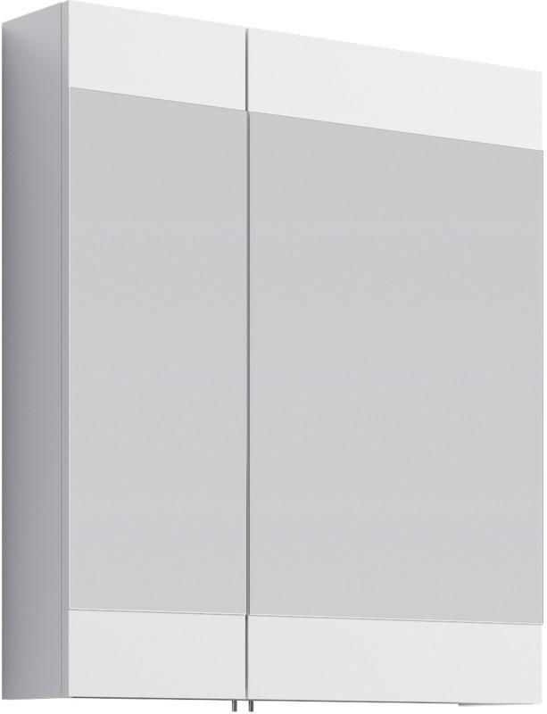 Бриг шкаф-зеркало, цвет белый, Br.04.07/W,