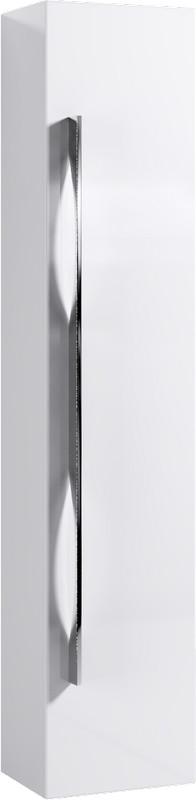 Милан пенал подвесной, цвет белый  Mil.05.35/W,
