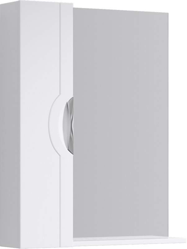 Н-Лайн Панель с зеркалом и шкафчиком N-Li.02.07,