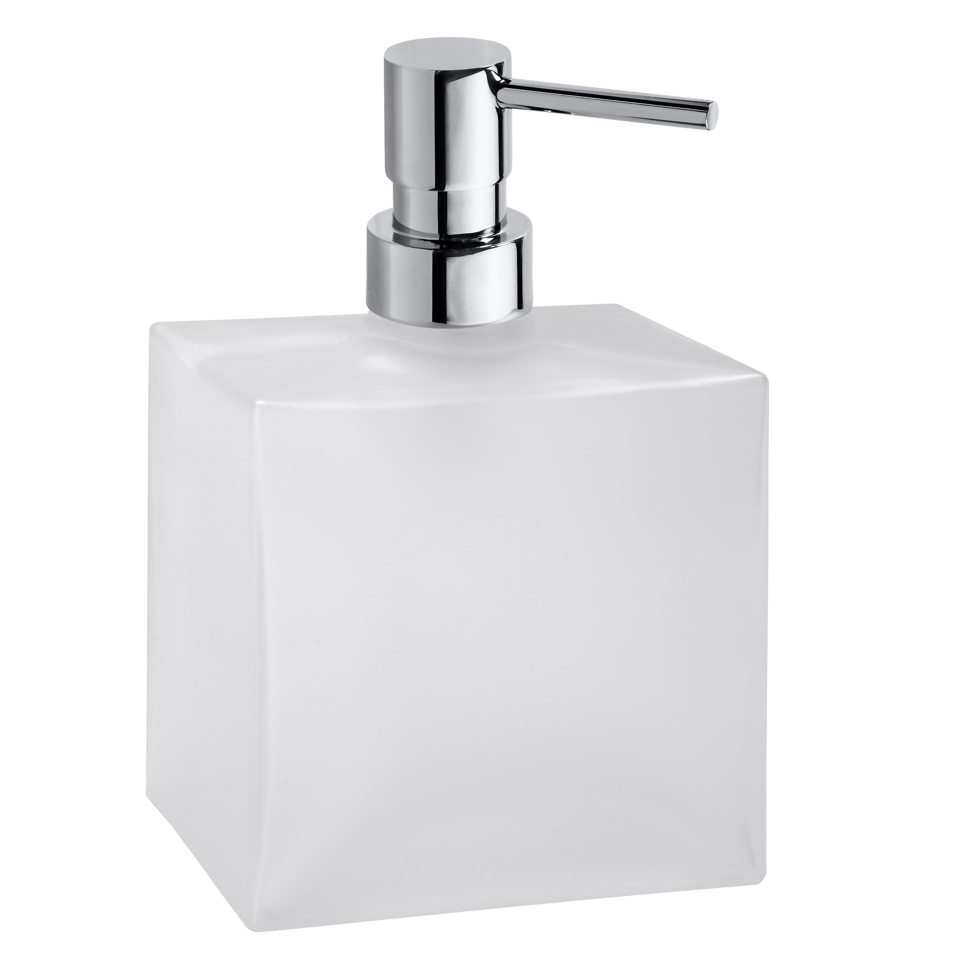 Дозатор для жидкого мыла отдельностоящий