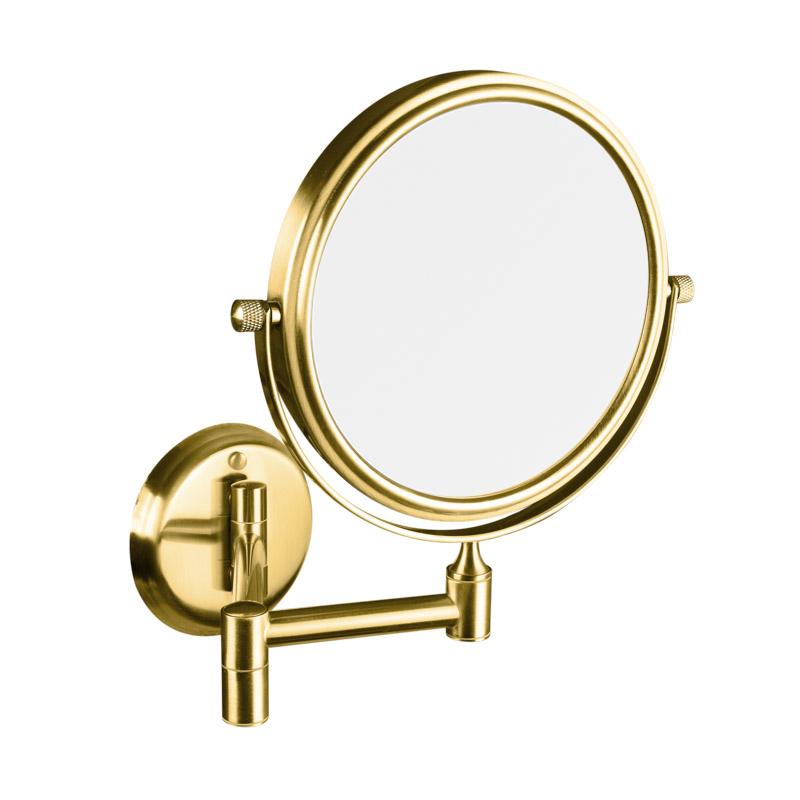 Косметическое зеркало, золото