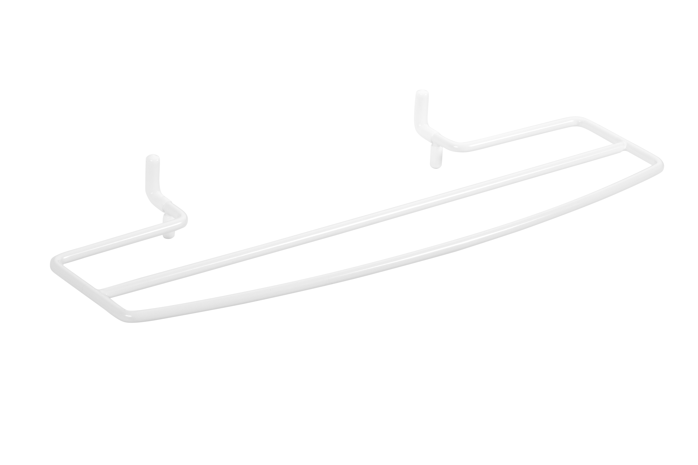 Держатель полотенец на радиатор, белый