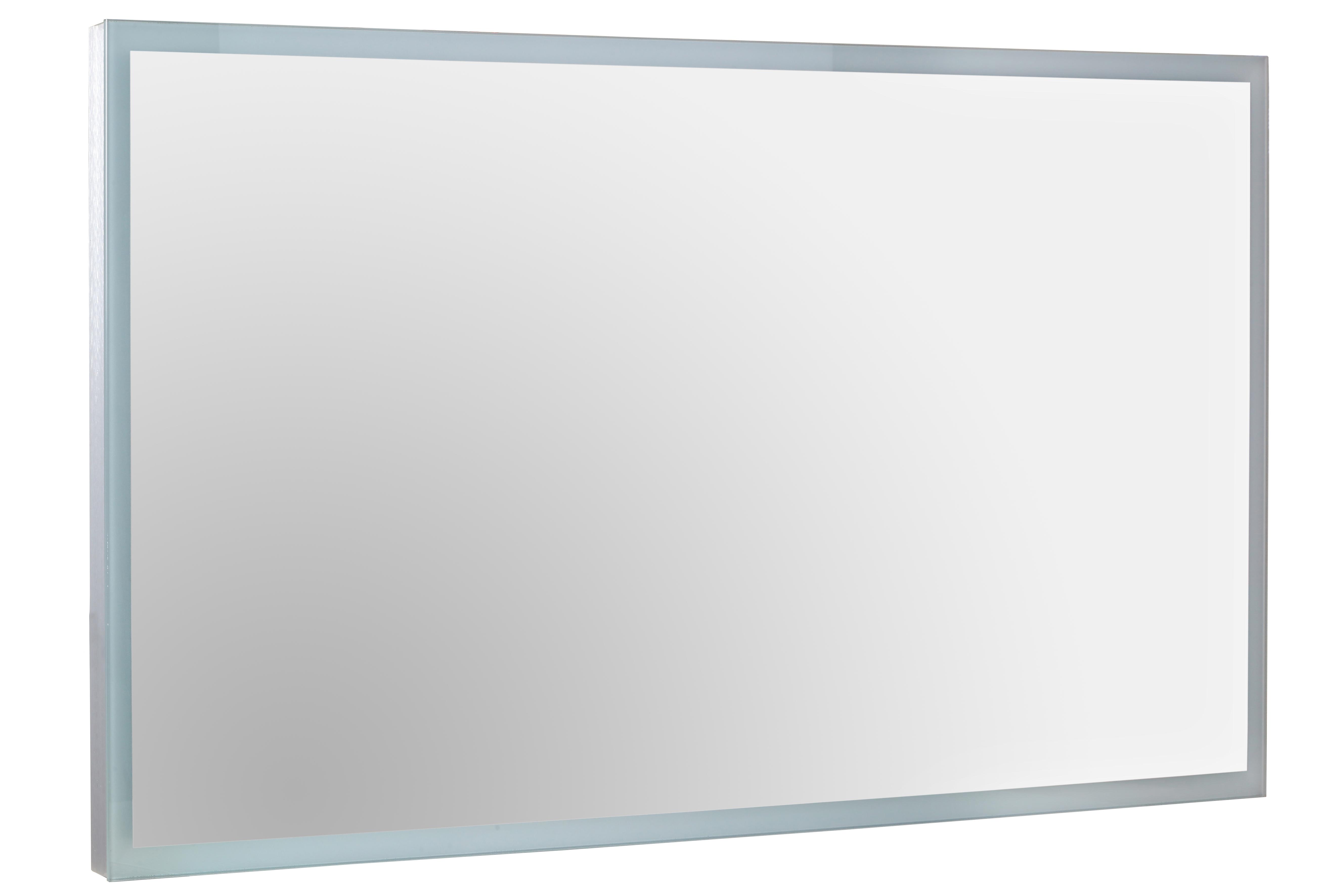 Зеркало с подсветкой рамки