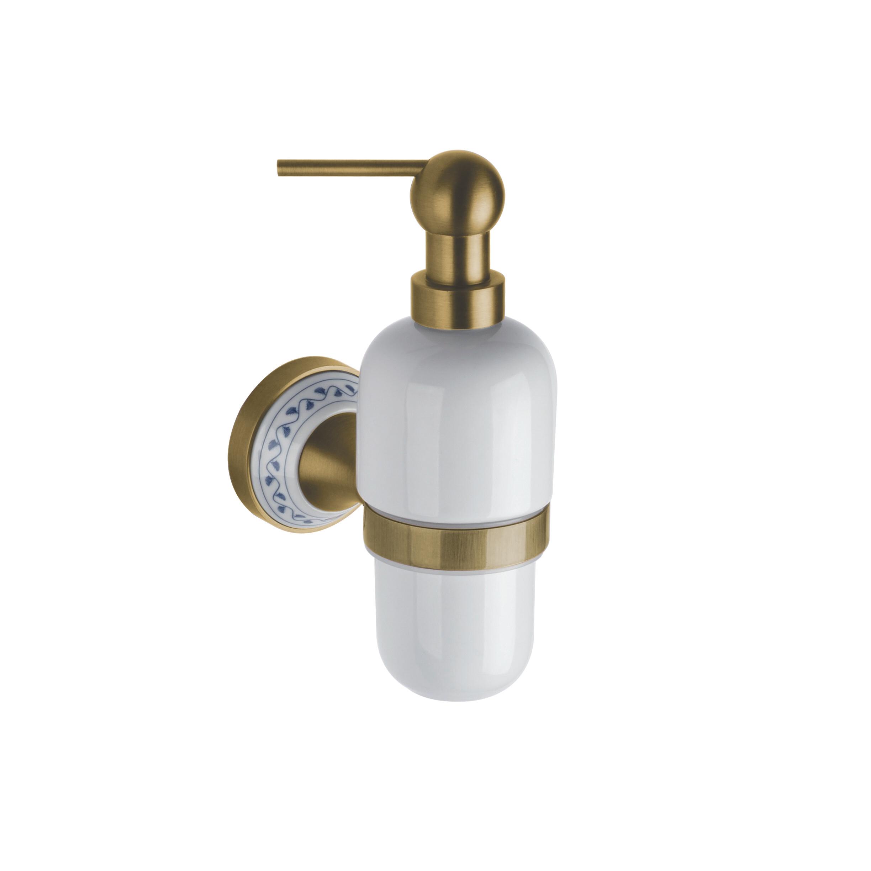 Настенный дозатор для жидкого мыла (керамика)